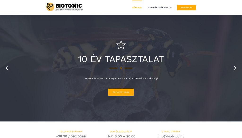 Biotoxic