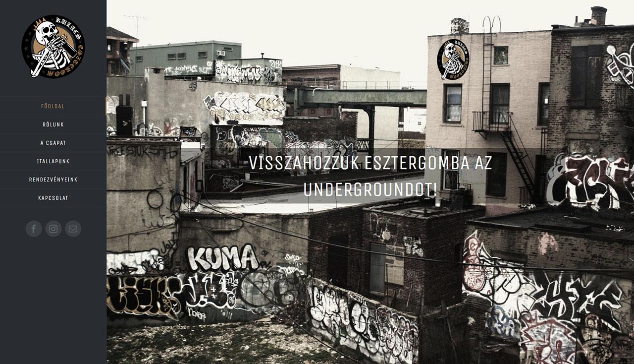 Kulacs Underground